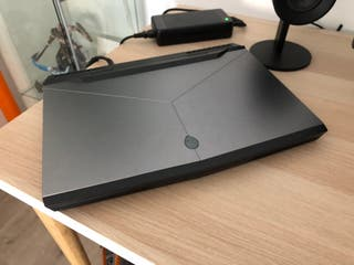 PC PORTATIL ALIENWARE R4 17 LAPTOP + EXTRAS
