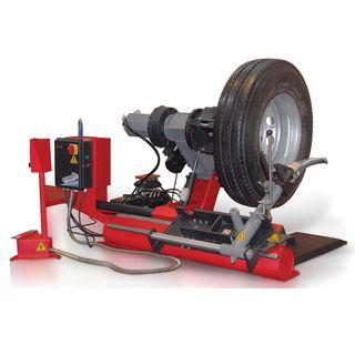 desmontadora ruedas camiones tractor monofasica