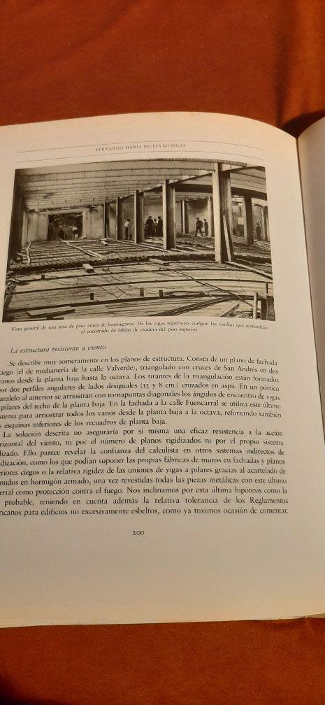 Libro historia edificio Telefónica Madrid