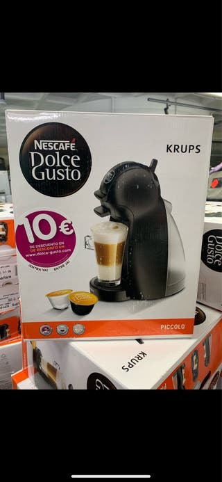 Cafetera Nueva DOLCE gusto KRUPS
