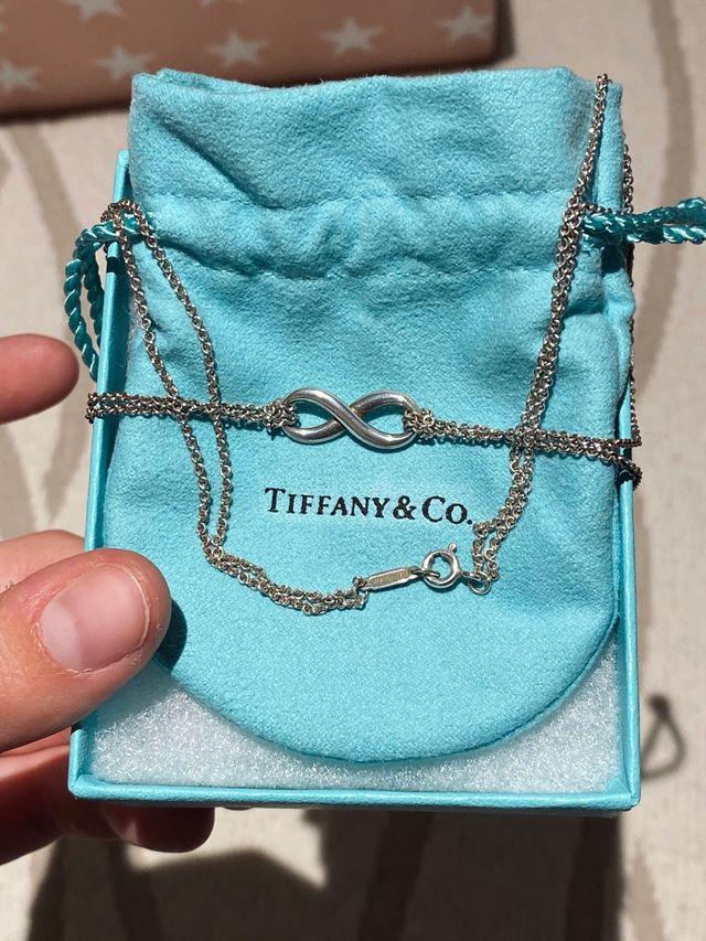 "COLLAR ""INFINITTY"" TIFFANY & CO"