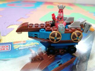 Lego Patricio (Bob Esponja)