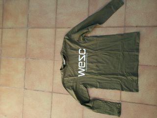 Camiseta marga larga Wesc
