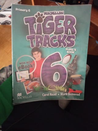 Macmillan Tiger Tracks 6to primaria