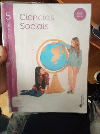 Ciencias Sociales 5to primaria