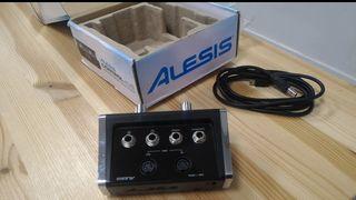 Alesis Control Hub, interfaz MIDI con salida audio