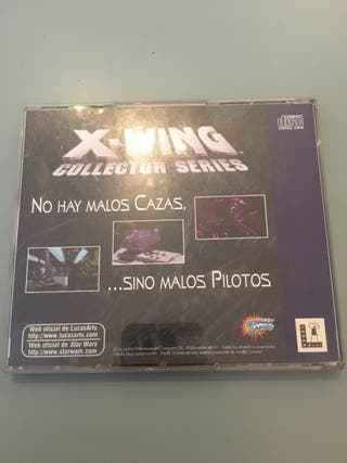Star wars X wing collector series Pc