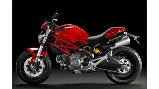 Ducati 696 Monster 2008