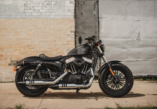 Harley Davidson Sportster FORTY-EIGHT 2015