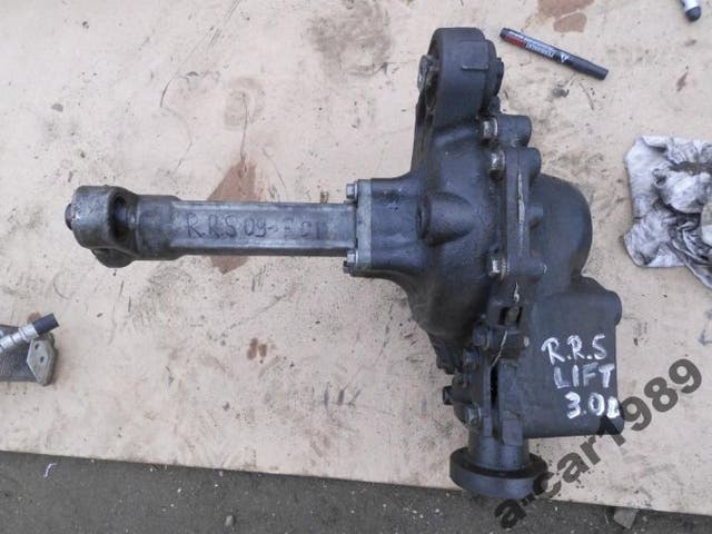 DIFFERENTIAL REDUCTOR FRONT RANGE ROVER SPORT 3.0D