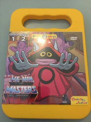 He Man y los masters del universo Dvd