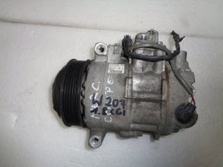 COMPRESSOR AIR CONDITION W207 1.8CGI A0022304411