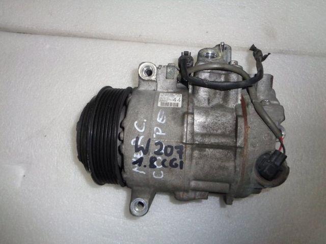 COMPRESSOR AIR CONDITION W207 1.8CGI A0022304411