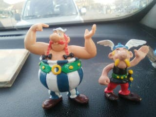 asterix y obelix pvc