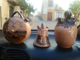 botijos de ceramica