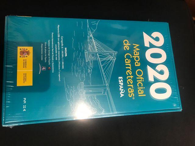 Mapa Oficial De Carreteras 2020 De Segunda Mano Por 20 En Madrid