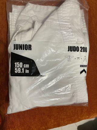 Kimono junior de judo