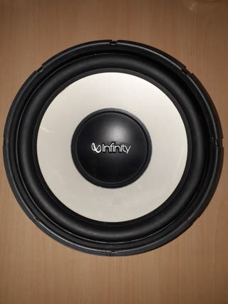 subwoofer infinity