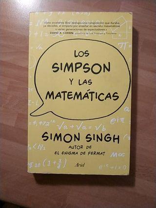 Los Simpson y las matemáticas.