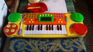 PIANO, ORGANO MUSICAL