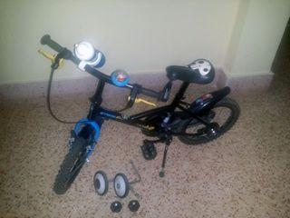 Bicicleta infantil en perfecto estado
