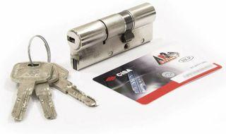 Cerradura Cisa Ap3 S + 5 llaves
