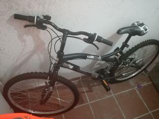bici negra