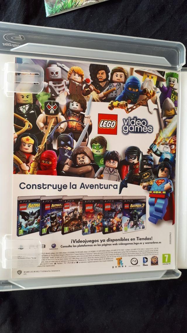LEGO JURASSIC WORLD - SONY PLAYSTATION 3 - PS3