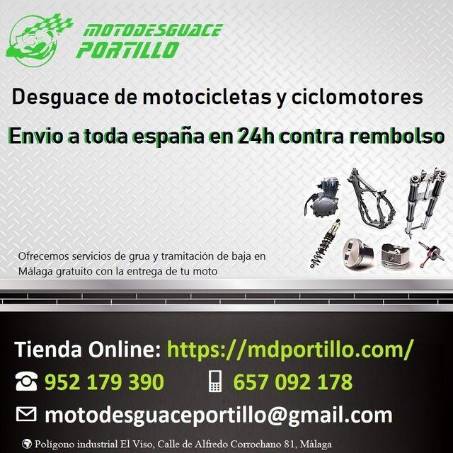 Culata Honda SH 300 (2008 - 2012)