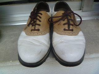 Zapatos de golf mujer