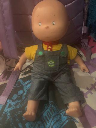Muñeco caillou
