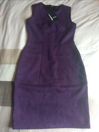 vestido DKNY etiquetado t 38-40