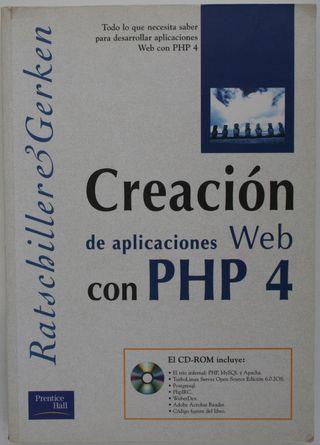 Libro Creación de Aplicaciones Web con Php 4