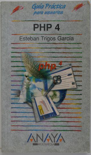 Libro Guía práctica para usuarios PHP4
