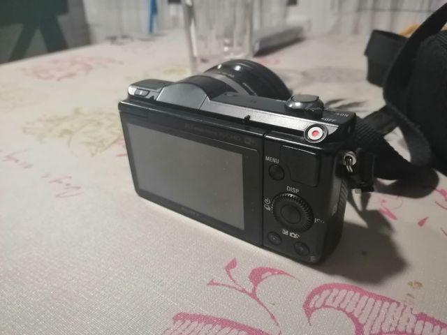 Cámara de Fotos Sony 5000Alpha