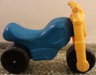 Moto Feber de 1 a 4 años