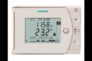 Cronotermostato Siemens REV 24
