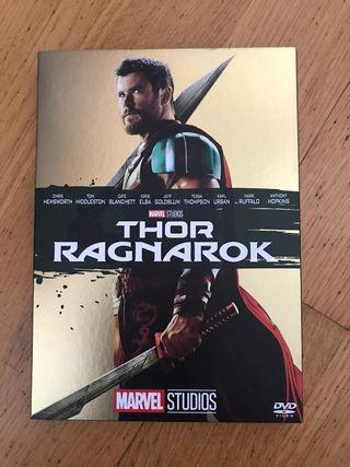 Pelicula DVD - Thor Ragnarok (Marvel)