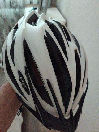 casco bici met veleno L