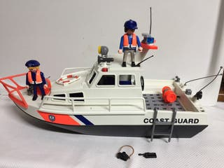 Barco playmobil Guarda Costa 387