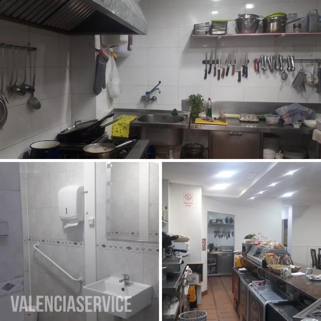 Traspaso Ber Restaurante, en Valencia.