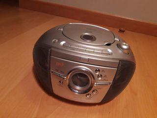 Radio CD Cassette SCHNEIDER