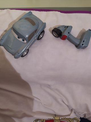 Coche teledirigido pelicula cars