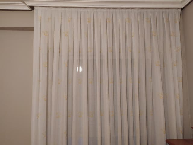 Conjunto cojines, funda, cortina infantil