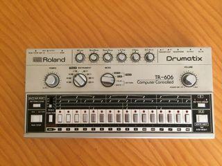Caja de ritmos Roland TR-606