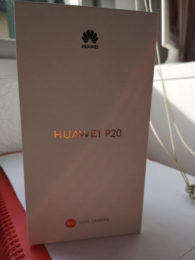 Huawei p20 móvil nuevo
