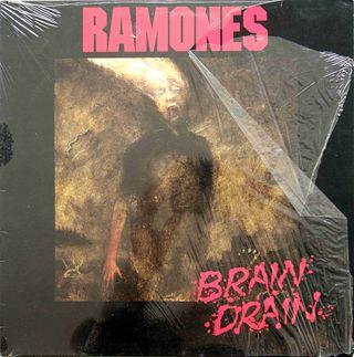disco vinilo de RAMONES