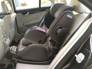 Recaro Optia group 1 car seat with fix base