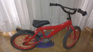 Bicicleta Disney Cars 16''