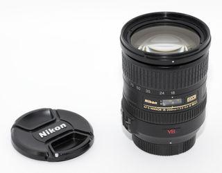 OBJETIVO NIKON 18-200mm F3.5-6.3 G ED VR DX
